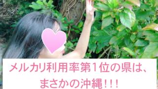 沖縄 メルカリ利用率第1位